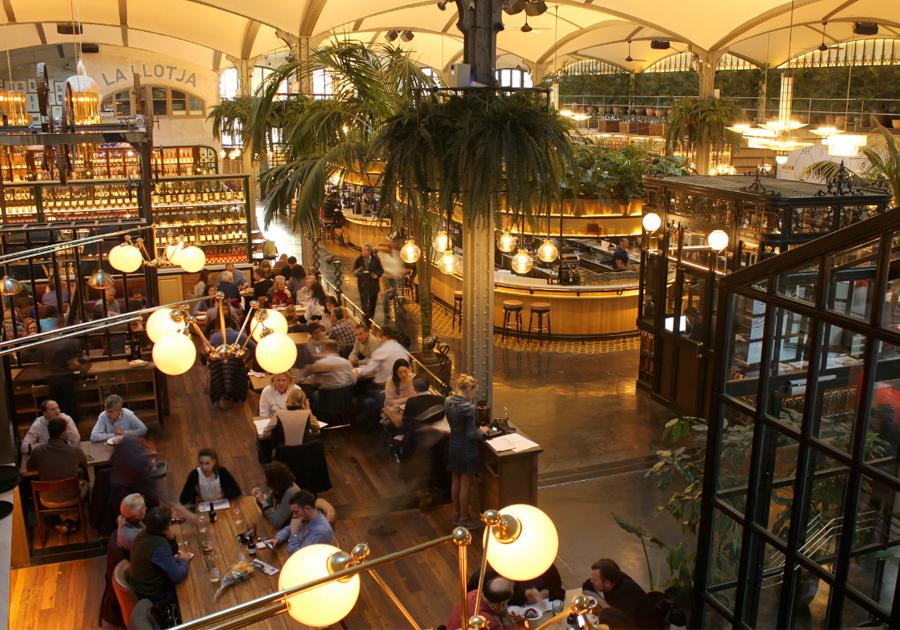El Nacional | O mega shopping gastronômico de Barcelona