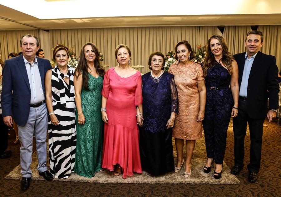 Anadia Espíndola ganha festa pra comemorar seus 90 anos