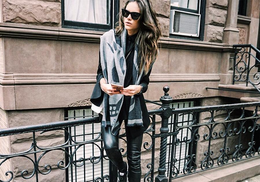 Fabulous! O estilo da cearense Danielle Pontes em NY