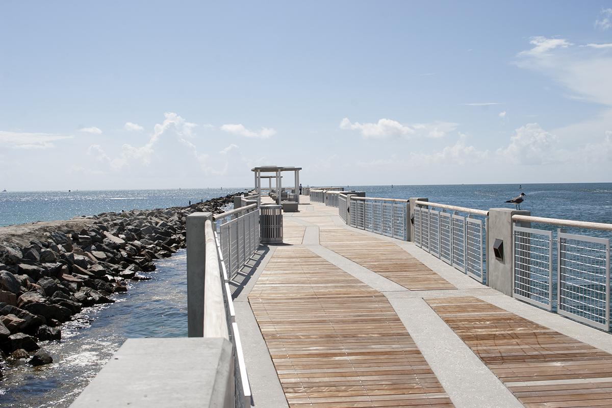 Quer uma praia tranquila em Miami? Glice Parente indica South Point