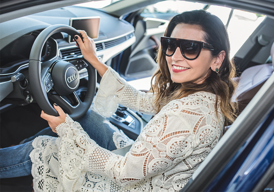 Novo modelo A4 chega à Audi Center Fortaleza | Confira as fotos do evento!