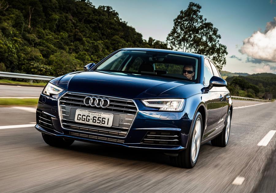 Novo modelo A4 chega a Audi Center Fortaleza | Saiba mais sobre a novidade!