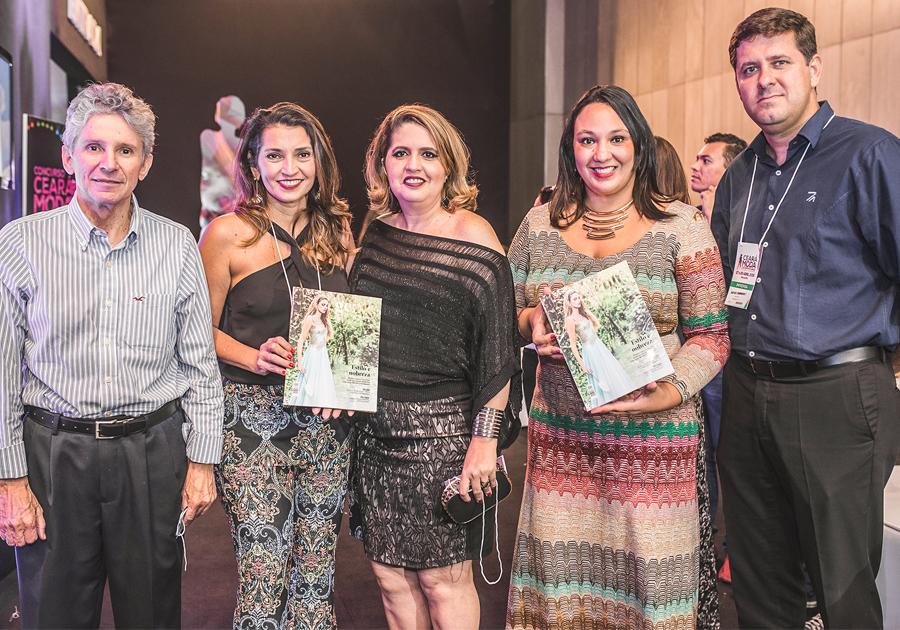 Nova edição da Revista Gente é lançada durante o Ceará Moda Contemporânea 2016