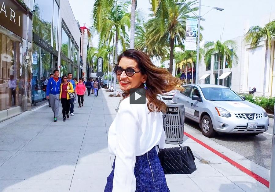 Márcia e um tour pela Califórnia | Assista agora!