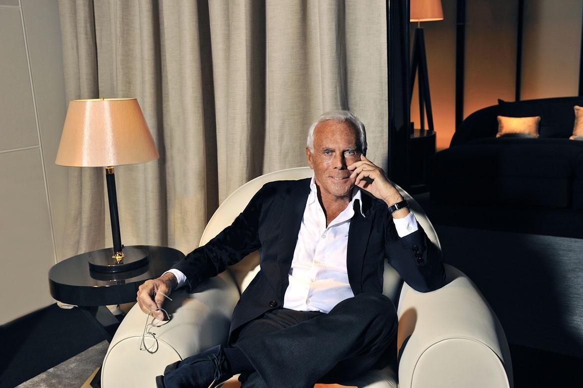Bate-papo Estiloso| Giorgio Armani convida empresárias brasileiras para um almoço