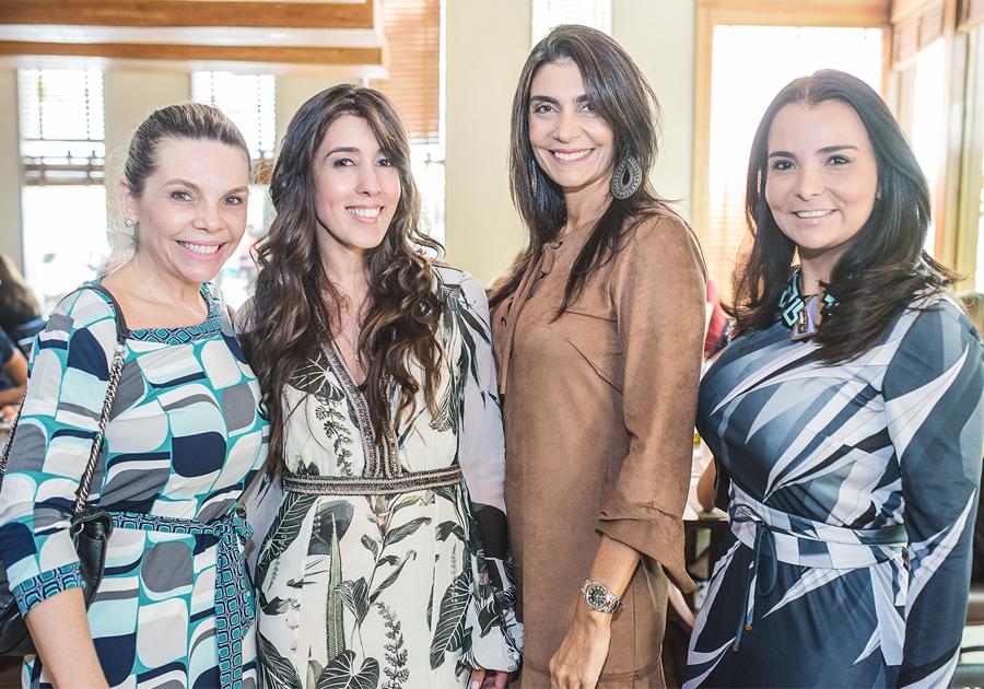 Raquel Machado comemora aniversário em clima oriental | GALERIA esteve por lá