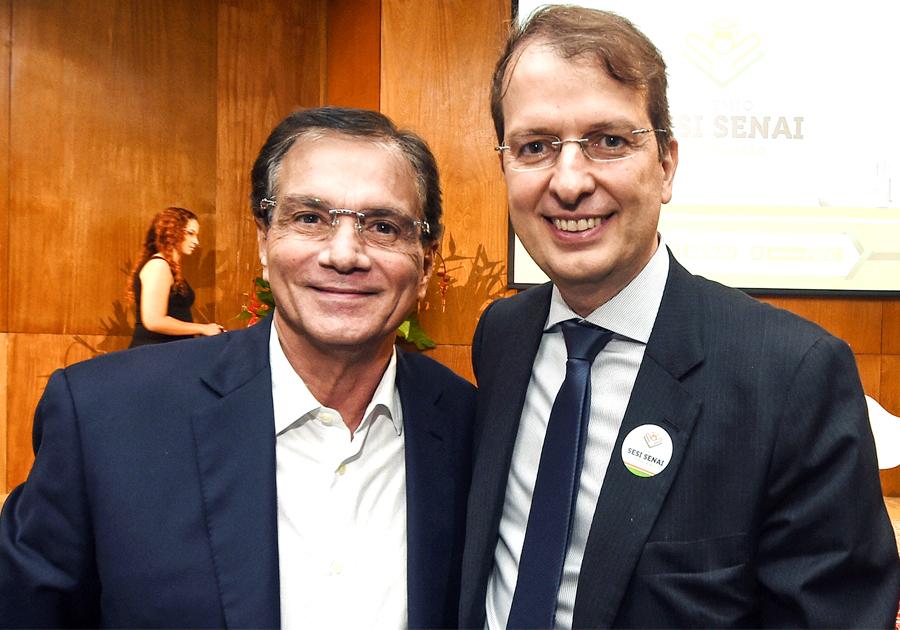 Lançamento de prêmio educacional reúne nomes importantes na FIEC | Confira