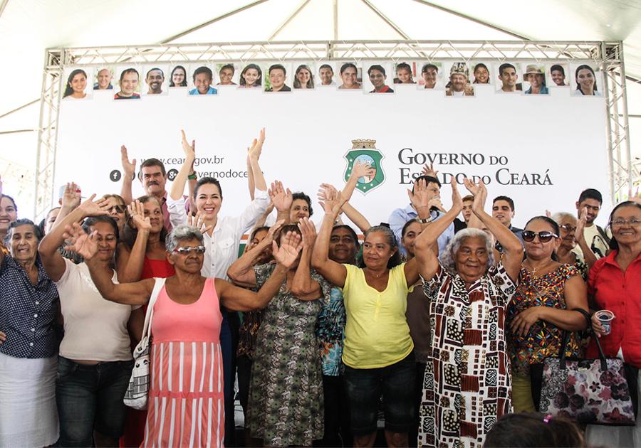 Primeiro Centro das Rendeiras Luiza Távora é o novo projeto de Onélia Leite