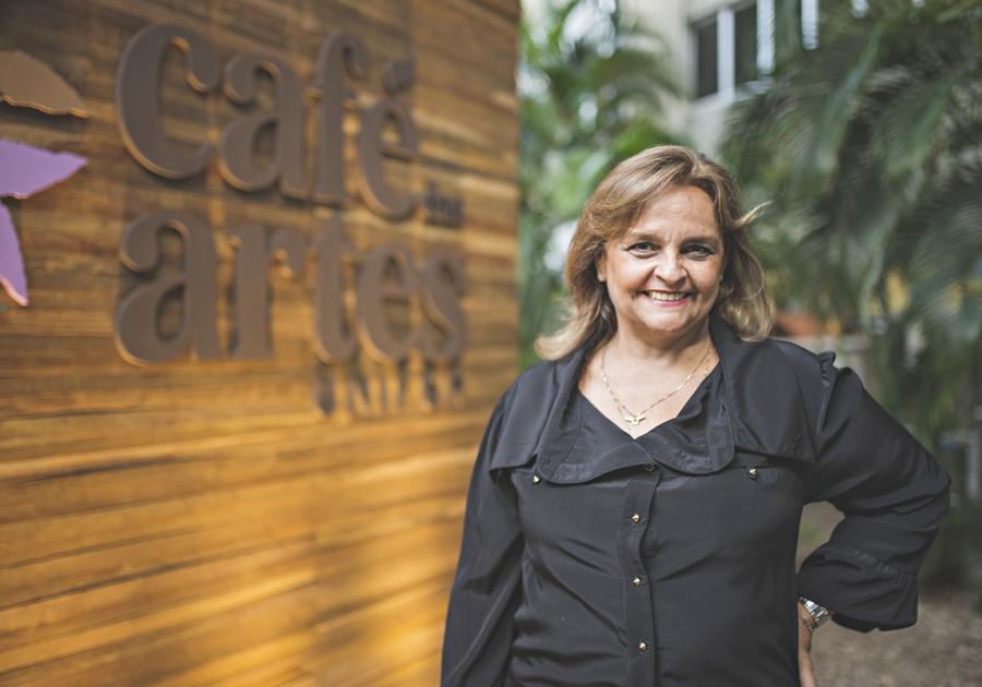 Saiba TU-DO sobre o Café das Artes, novo espaço assinado por Toca Sampaio