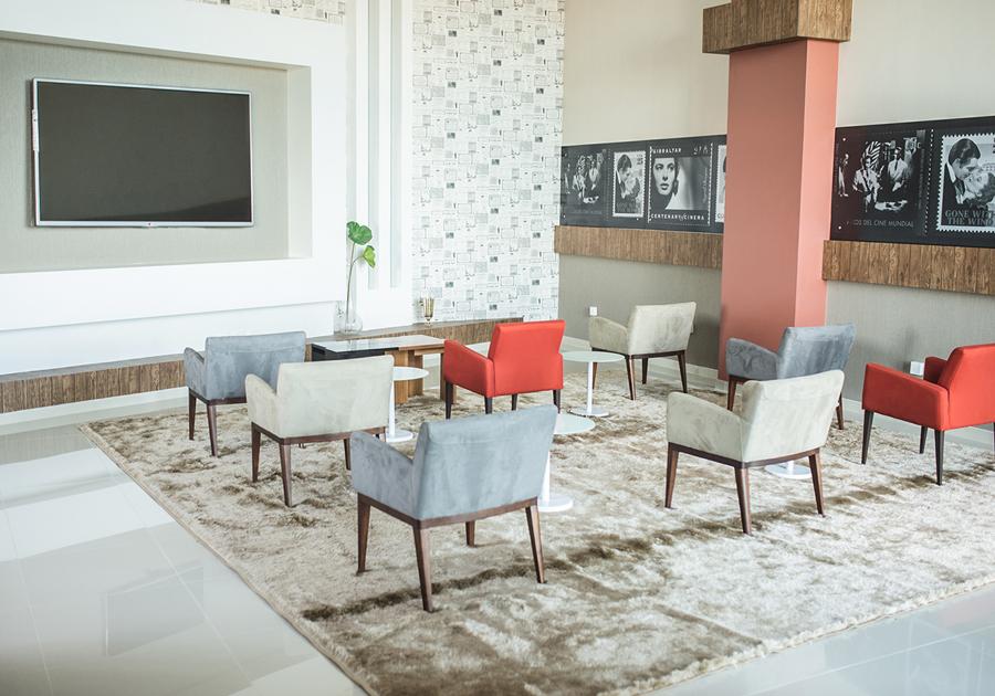 Sala de cinema é destaque no AltaVista Condominium Dunas, da J. Simões   Confira!