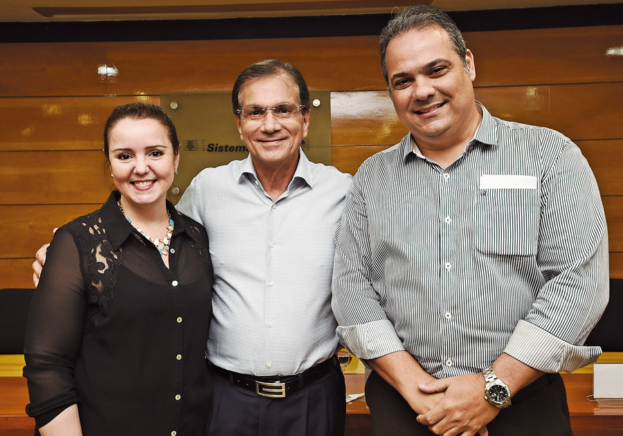 Sindicato das Indústrias Gráficas do Ceará apresenta novo presidente na FIEC
