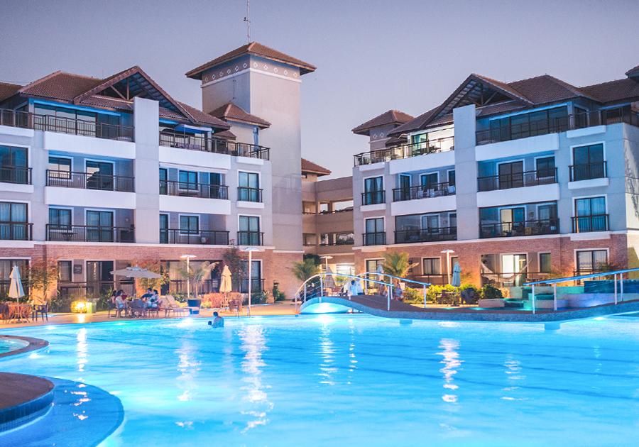 Parece um hotel de luxo, mas pode ser sua casa   Conheça o Mediterranée Residence