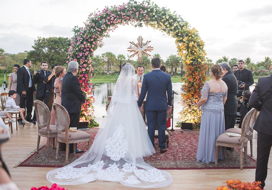 O sunset matrimonial de Roberta Lobato e Felipe Mota | Vem ver!