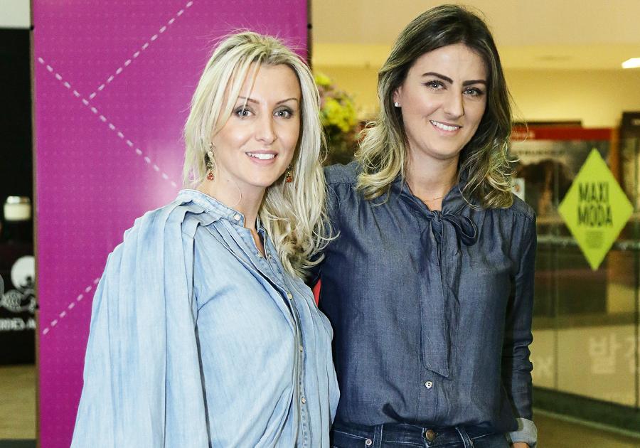 Jeans, inovação e ousadia em pauta com Damylla e Jordana Damiani   Vem ver!