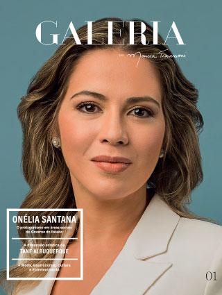Revista GALERIA por Márcia Travessoni | Edição #01