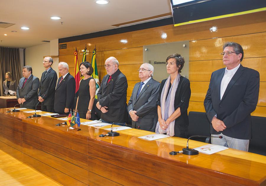 Câmara Brasil-Alemanha do Ceará é lançada com evento na FIEC
