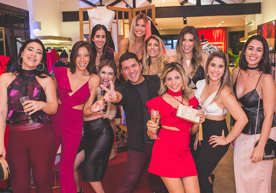 Iury Costa celebra nova coleção e parceria com a festa Mysterious | Confira!