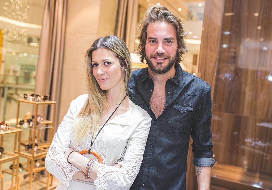 Pietra Bertolazzi e Mario Velloso criam playlist exclusiva pro #GaleriaMT!