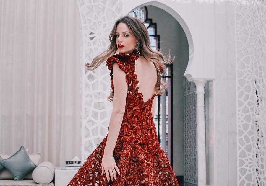 O estilo de Paulinha Sampaio no Marrocos | Inspire-se nas produções!