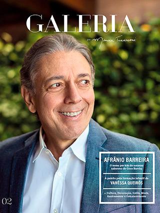 Revista GALERIA por Márcia Travessoni | Edição #02