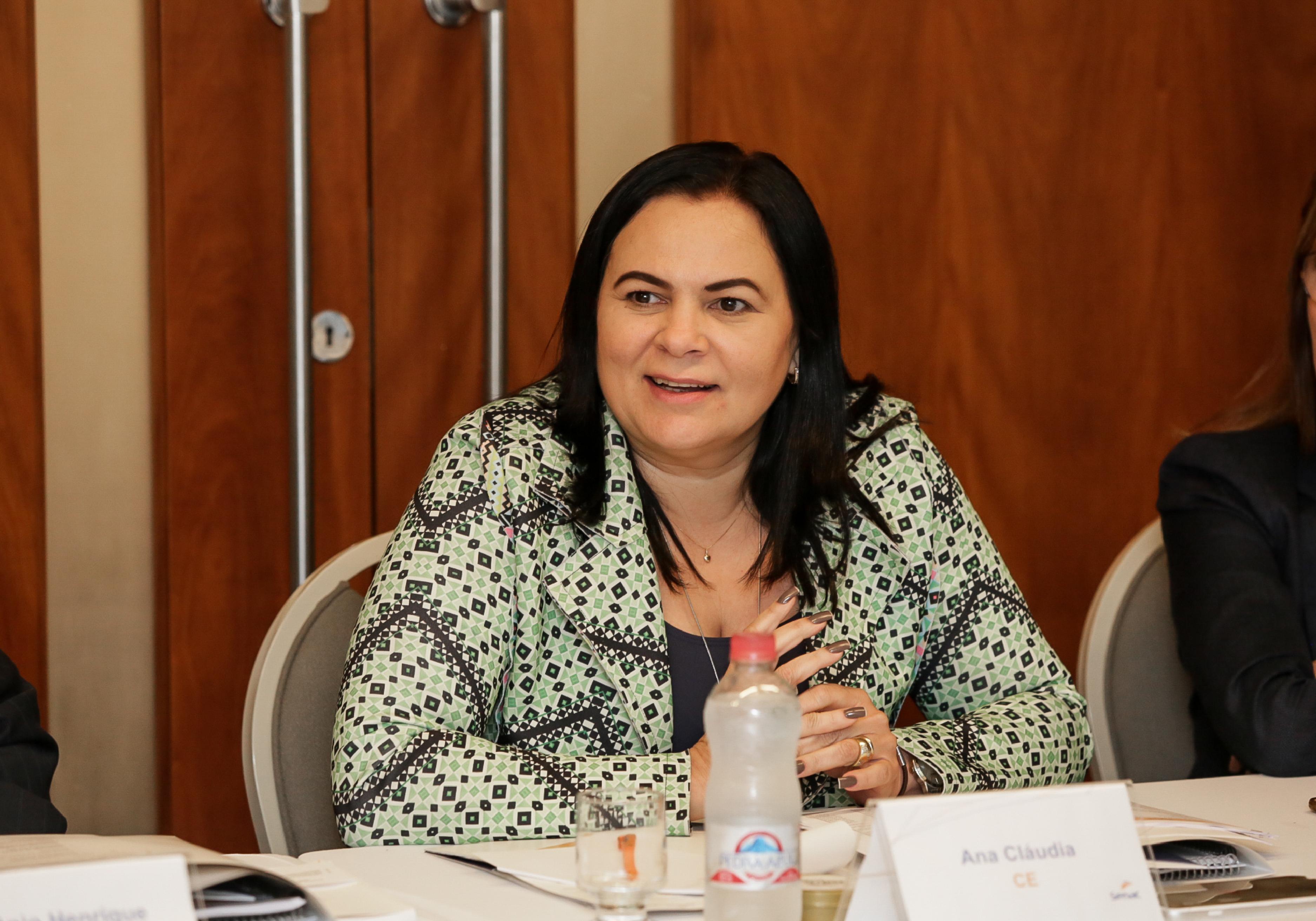 Ana Cláudia Martins assume mandato de 2017 do Núcleo de Desenvolvimento Corporativo do Nordeste
