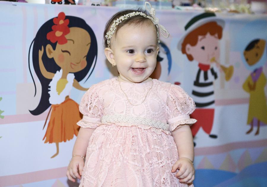 Tá na hora, tá na hora |1º aninho de Bianca Asfor e seu Small World