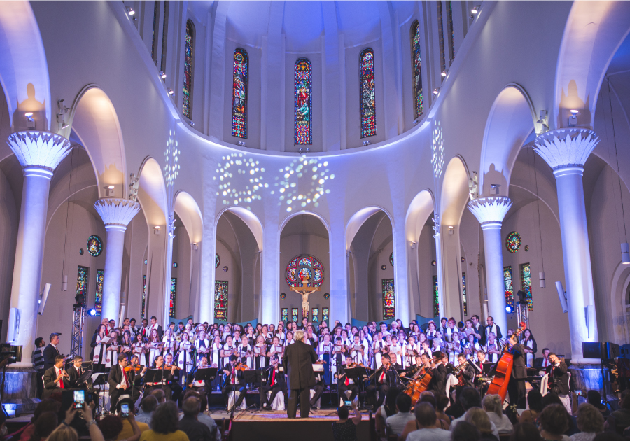 As Vozes do Natal | Grande Concerto na Catedral Metropolitana