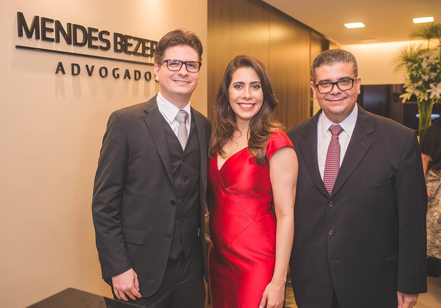 Escritório Mendes Bezerra Advogados inaugura nova sede | Confira!