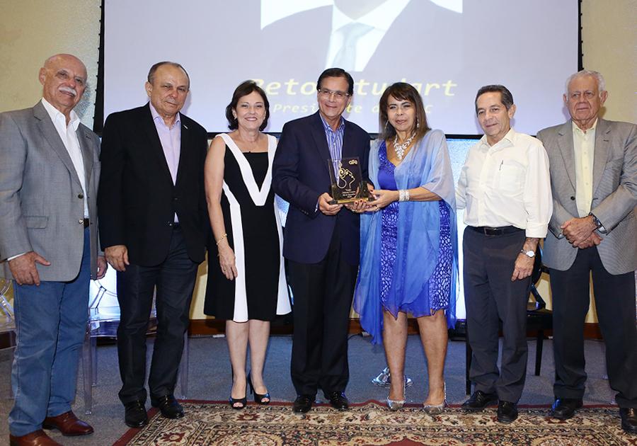 Beto Studart ganha homenagem da ALFE   Saiba mais