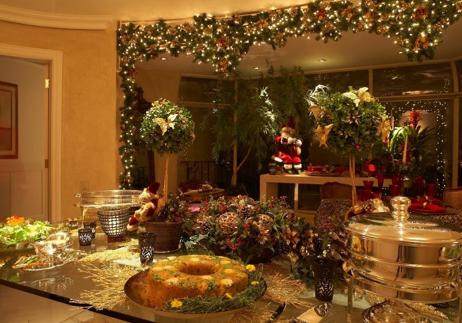 A estrela do topo | J. Simões dá dicas de como decorar a casa pro Natal