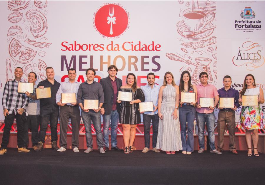 Premiando com gosto | Sabores da Cidade elege o melhor da gastronomia fortalezense