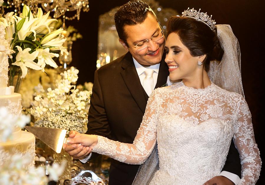 "O ""sim"" de Mariana Pinto e Leopoldo Cabral | Confira a cobertura!"