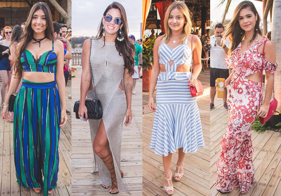 Cores, tendências e moods | O que elas estão vestindo nas baladas de verão!