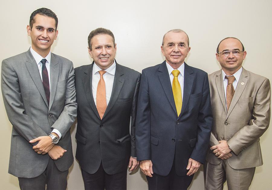 Domingos Filho toma posse como novo presidente do TCM | Confira!