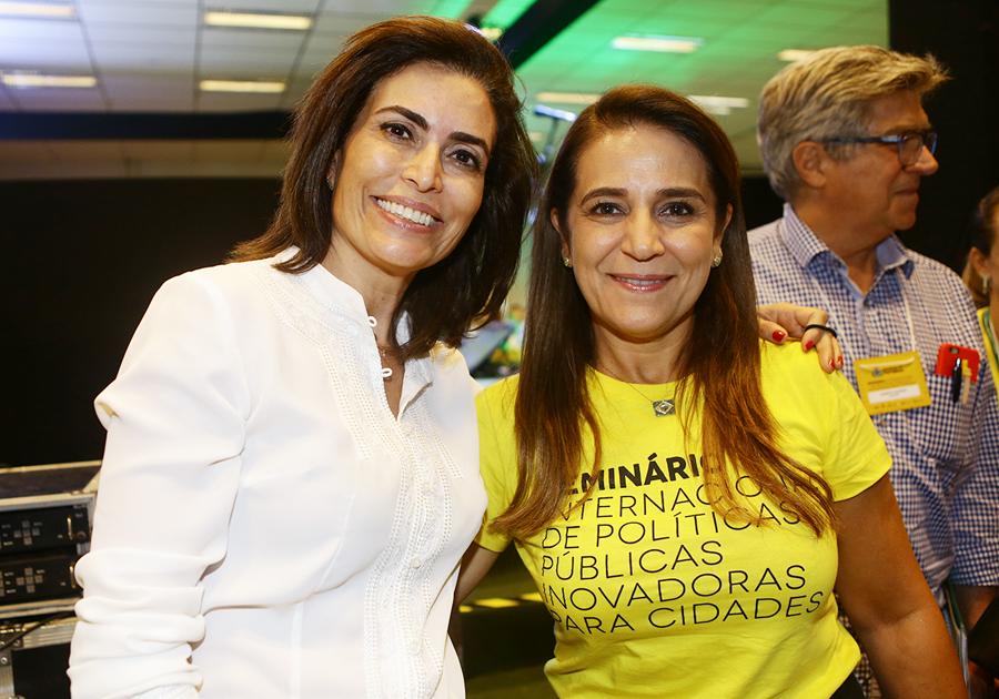 Encerramento do Seminário de Políticas Públicas em Fortaleza promove encontro de personalidades!