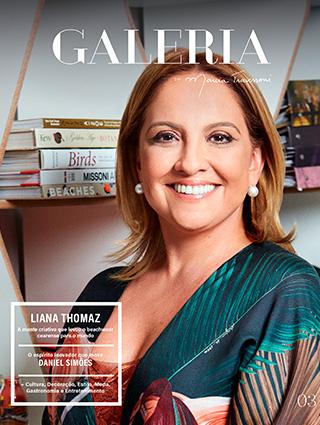 Revista GALERIA por Márcia Travessoni | Edição #03