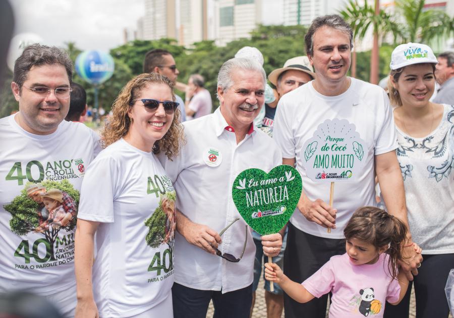 Lazer sustentável   C. Rolim comemora 40 anos movimentando o Parque do Cocó