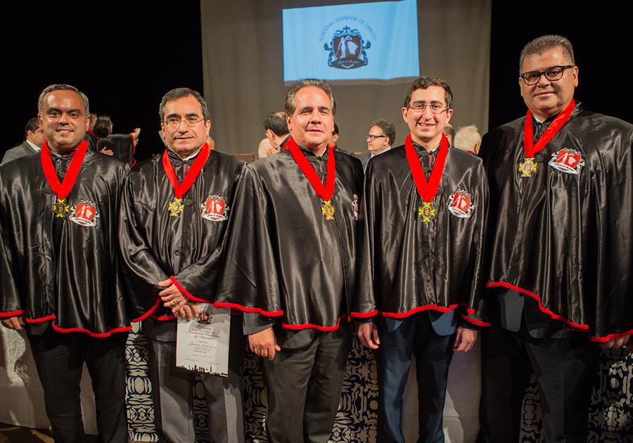 Instalação da ACED com homenagem a grandes juristas do Ceará | Confira!