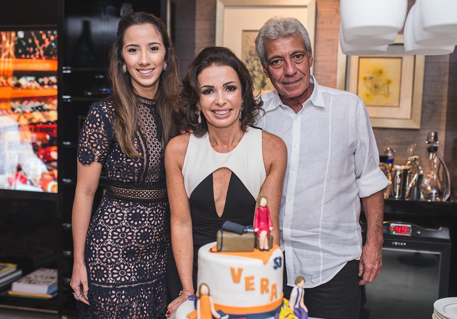 Plena | Vera Ponte arma semana comemorativa para seu aniversário!