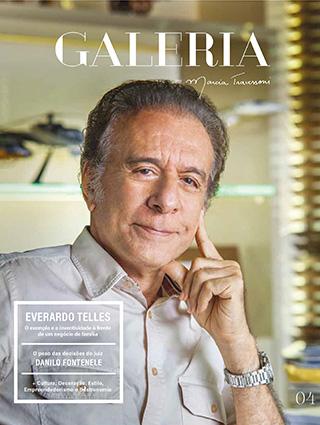 Revista GALERIA por Márcia Travessoni | Edição #04