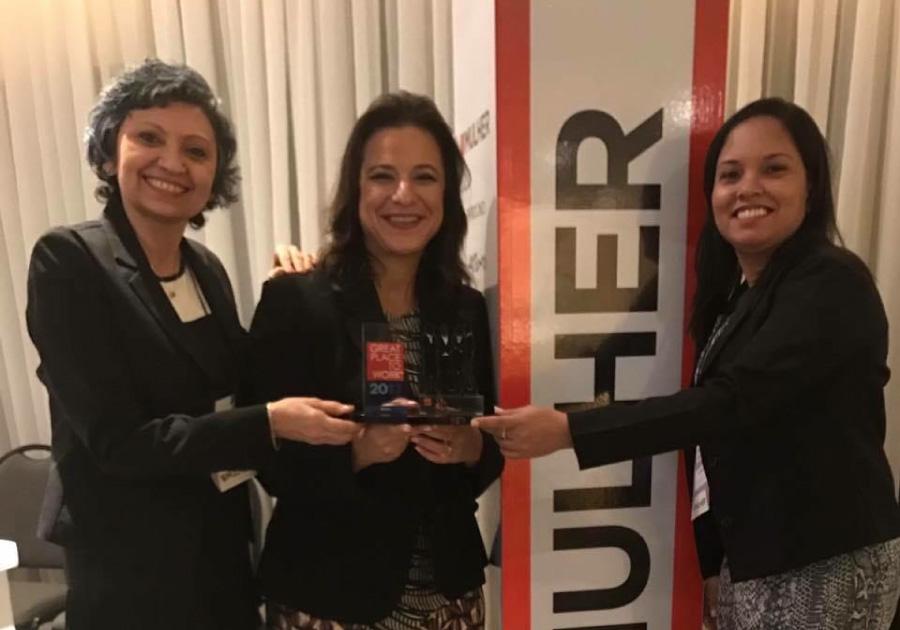 Fortbrasil integra quadro de 30 melhores empresas para a mulher trabalhar no Brasil