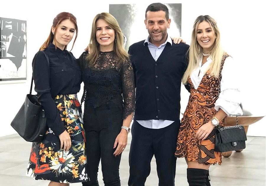 Direto de São Paulo   Grupo Meia Sola se encontra com Alexandre Birman!