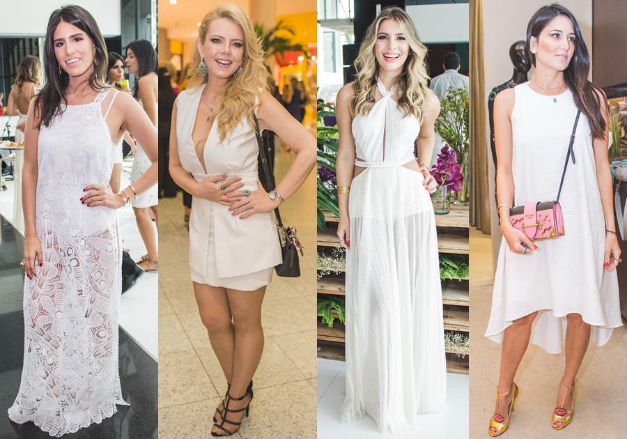 Look total white continua sendo escolha chique e atual | Veja quem usou!