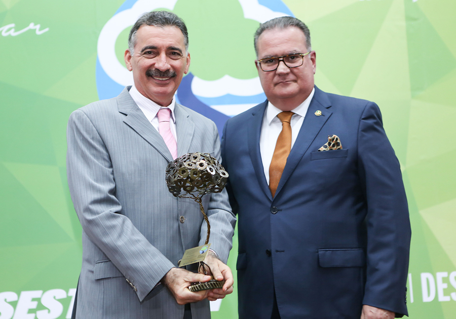 FETRANS realiza 15ª edição do Prêmio Melhoria da Qualidade do Ar | Confira!