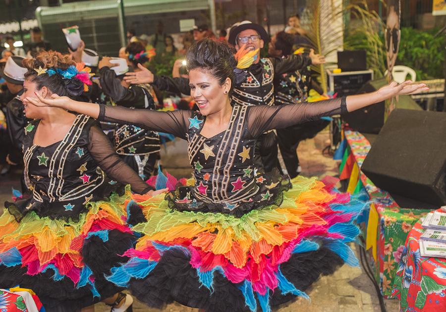 Viva o São João! | Shopping Benfica promove evento que abre a programação junina do Ceará