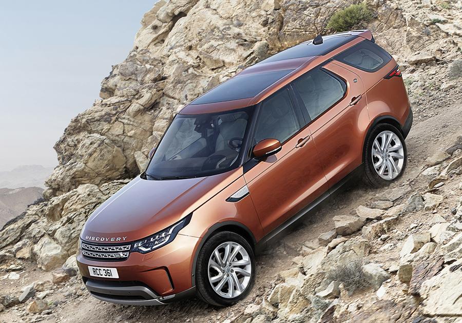Extrema Land Rover apresenta lançamento da categoria no Shopping RioMar