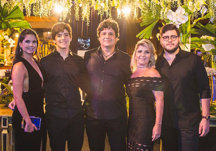 Os prestigiados 50 anos de Pedro Freitas | GALERIA marcou presença!