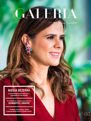 Revista GALERIA por Márcia Travessoni | Edição #05