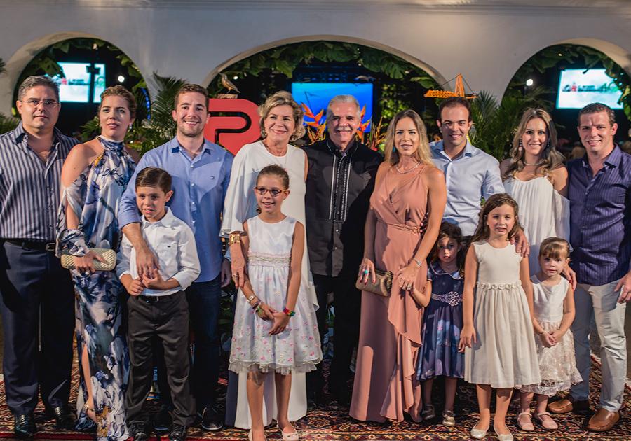 Família C. Rolim Engenharia celebra 40 anos com surpresas e sorrisos!