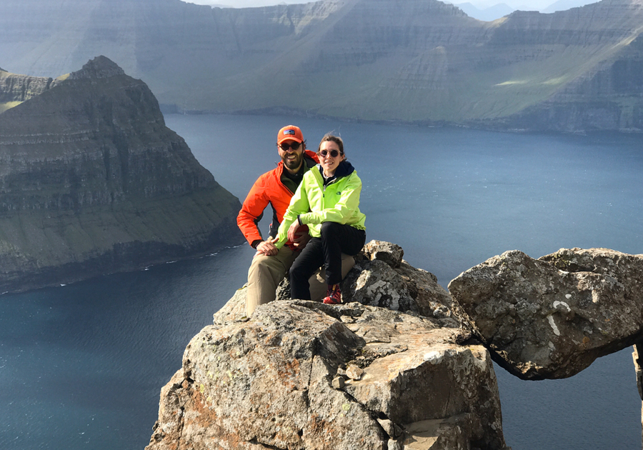 Paraíso dinamarquês | A visita de Joana Laprovitera e Marcelo Vici à Faroe Islands